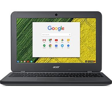 """Acer Chromebook 11 N7 - 11,6""""/N3160/4G/32GB/Chrome šedý + DOPRAVA ZDARMA"""