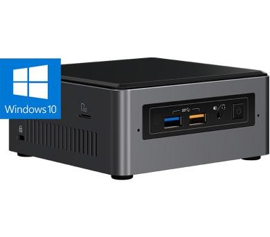 Intel NUC Kit 7i3BNHXF i3/USB3.1/Win10/Optane/1TB (BOXNUC7i3BNHXF)