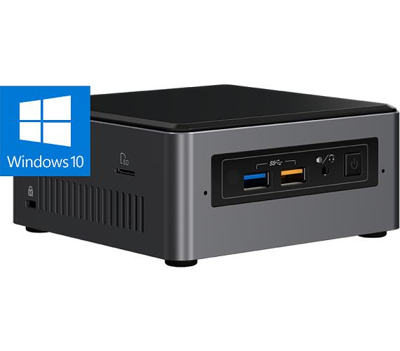 Intel NUC Kit 7i5BNHXF i5/USB3.1/Win10/Optane/1TB + DOPRAVA ZDARMA