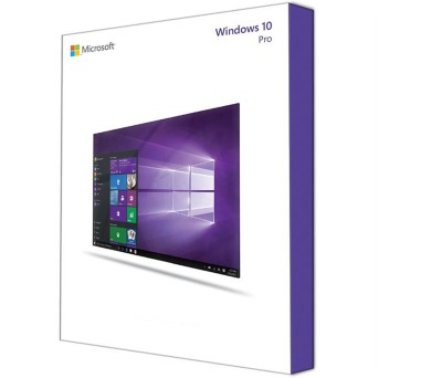 Win Pro 10 32-bit/64-bit Eng Intl USB RS2 (FQC-10070)