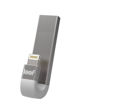 Leef iBridge 3 White 64GB - Silver