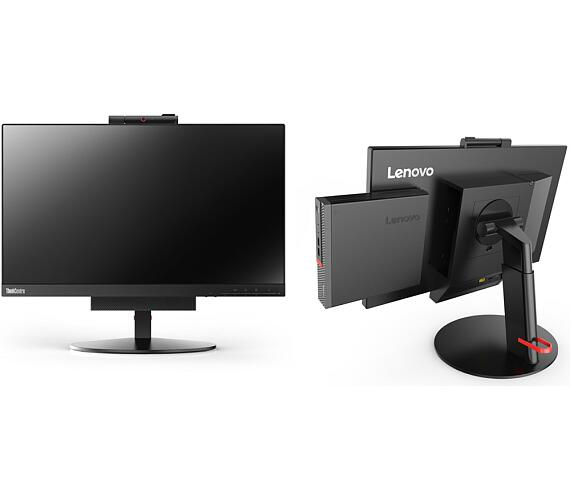 "Lenovo LCD Tiny-in-One 24"" IPS WLED 1920x1080/16:9/1000:1/14ms/DP/1xUSB/Pivot/VESA (10QYPAT1EU)"