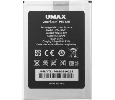 UMAX baterie pro mobilní telefon P55 LTE