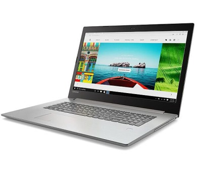 "Lenovo IdeaPad 320-17IKBR i5-8250U 3,40GHz/8GB/1TB/17,3"" HD+/AG/GeForce 2GB/DVD-RW/WIN10 šedá 81BJ0005CK"