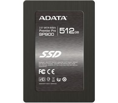 """ADATA SSD SP900 Premier Pro 512GB 2.5"""" SATA III"""