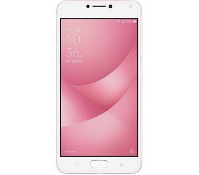 ASUS Zenfone 4 MAX - MSM8937/32GB/3G/Android 7.0 růžový (ZC554KL-4I040WW) + DOPRAVA ZDARMA