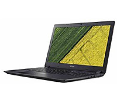 """ACER NTB Aspire 3 (A315-31-C4YJ) - Celeron N3350@1.1GHz,15.6"""" FHD mat,4GB,500GB,čt.pk,noDVD,2č,Linux,černá"""
