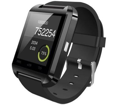 """IMMAX chytré hodinky SW5/ 1.44"""" LCD/ MTK6260/ 128MB RAM/ 128MB interní paměť/ BT/ česká lokalizace/ černé + DOPRAVA ZDARMA"""