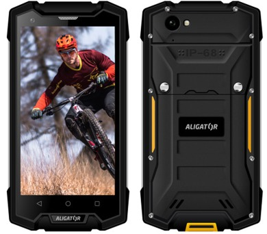 Mobilní telefon Aligator RX510 eXtremo + DOPRAVA ZDARMA