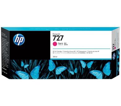 HP 727 Purpurová inkoustová kazeta DesignJet