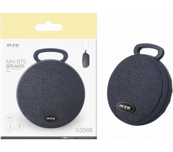 APLUS BT Mini Speaker PLUS,black 0451132 + DOPRAVA ZDARMA