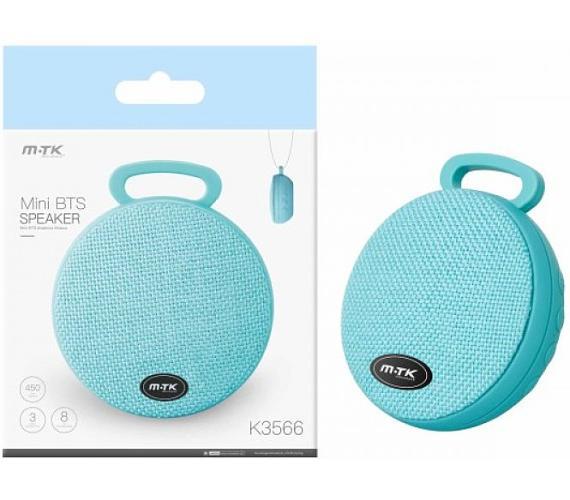 APLUS BT Mini Speaker PLUS,blue 0451135 + DOPRAVA ZDARMA