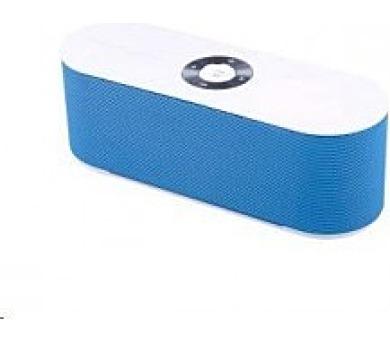 BT reproduktor Aligator Mini Speaker PLUS K3439 modrý + DOPRAVA ZDARMA