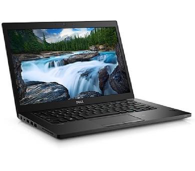 """DELL Latitude 7480/i5-7300U/8GB/256GB SSD/Intel HD 620/14.0"""" FHD/Win 10 Pro 64bit/Black 3Y NBD+3Y Accidental damage + DOPRAVA ZDARMA"""