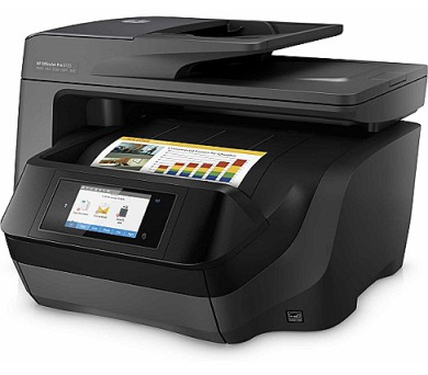 HP All-in-One Officejet Pro 8725 (A4