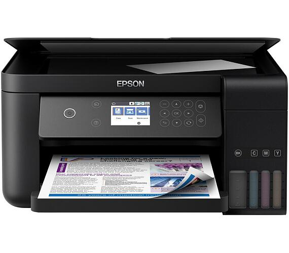Epson L6160 A4,4800x1200 dpi + DOPRAVA ZDARMA