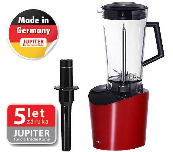 Jupiter NUTRIMIX 801400 červený + DOPRAVA ZDARMA