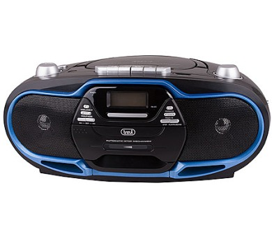 Trevi CMP 574USB/BLUE Radiomagn.s CD/MP3,USB,S