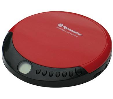 Roadstar PCD-435CD/RD Přenosný přehrávač MP3 CD