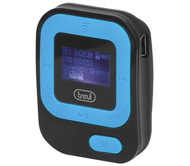 Trevi MPV 1705 SR/BL Sport.MP3 přehrávač,FM