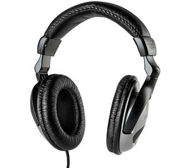 Meliconi 497305 BA HP50 Stereo sluchátka s kabelem + DOPRAVA ZDARMA