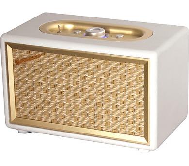 Roadstar HRA-310BT/CR Retro rádio s okouzlujícím zvukem v desingu 70. let