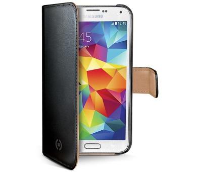 Celly WALLY pro Galaxy S5 mini - černé