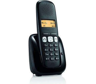 Domácí telefon Siemens A250 - černý + DOPRAVA ZDARMA
