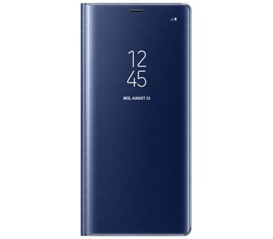 Samsung Clear View pro Note 8 - modré + DOPRAVA ZDARMA