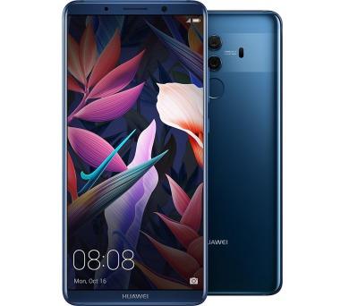 Huawei Mate 10 Pro Dual SIM - modrý + DOPRAVA ZDARMA