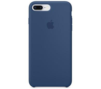 Apple Silicone Case pro iPhone 8 Plus / 7 Plus - kobaltově modrý + DOPRAVA ZDARMA