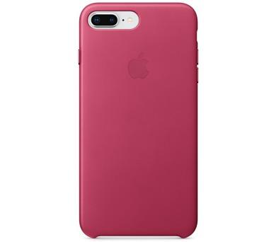 Apple Leather Case pro iPhone 8 Plus / 7 Plus - fuchsiový + DOPRAVA ZDARMA