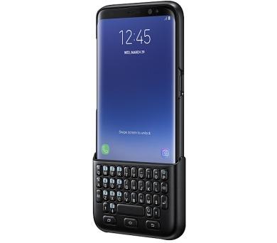 Samsung Keyboard Cover pro Galaxy S8 - černý + DOPRAVA ZDARMA