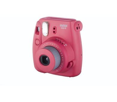 Kompaktní fotoaparát FujiFilm INSTAX MINI 8S - Raspberry + DOPRAVA ZDARMA