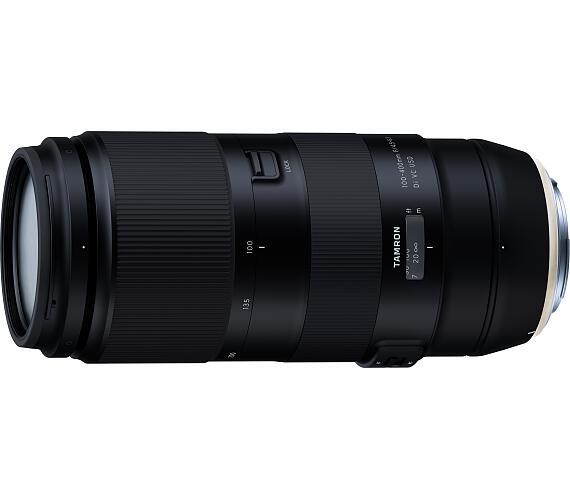 Tamron AF 100-400mm F/4,5-6,3 Di VC USD pro Canon + DOPRAVA ZDARMA