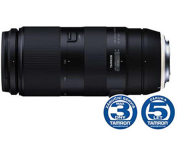 Tamron AF 100-400mm F/4,5-6,3 Di VC USD pro Nikon + DOPRAVA ZDARMA