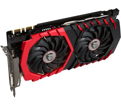 MSI GeForce GTX 1070 Ti GAMING 8G / PCI-E / 8GB GDDR5 / DVI-D / 3x DP / HDMI / active