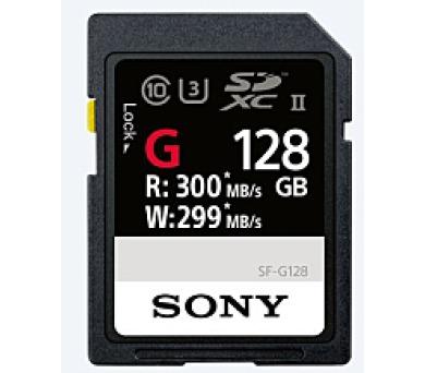 SONY SD karta SFG1G plus MRWS1 čtečka paměťových karet (SFG1G-READER-PK) + DOPRAVA ZDARMA