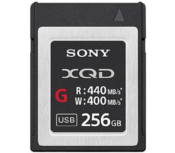 Sony QDG256E-R - Paměťová karta řady XQD G 256 GB + DOPRAVA ZDARMA
