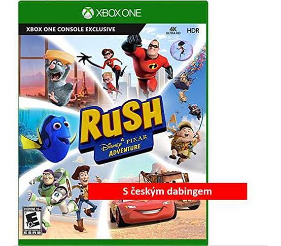 XBOX ONE - Rush: A Disney Pixar Adventure (GYN-00020)