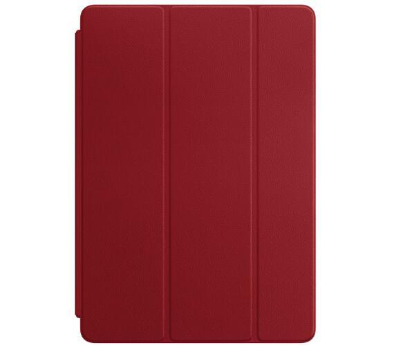 iPad Pro 10,5'' Leather Smart Cover - (RED) + DOPRAVA ZDARMA