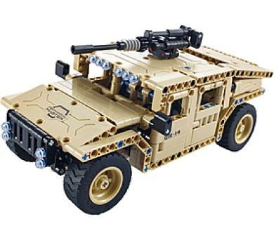 BCS 2004 RC Military auto BUDDY TOYS + DOPRAVA ZDARMA