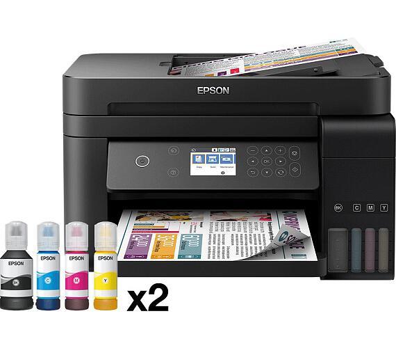 EPSON tiskárna ink L6170 + CASHBACK 1 300 Kč + DOPRAVA ZDARMA