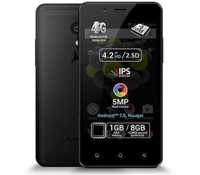 Allview P4 PRO DS gsm tel. Black