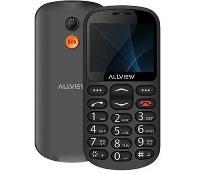 Allview D1 Senior DS gsm tel. Black