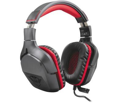 Trust GXT 344 Creon Gaming Headset /40mm měniče / 2x3,5mm (22053)