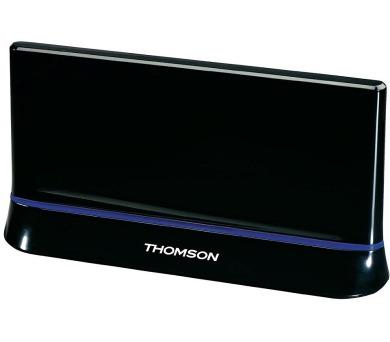 THOMSON aktivní DVB-T/T2 pokojová anténa ANT1403/ 43 dB/ LTE filtr/ 470 - 862 MHz/ černá