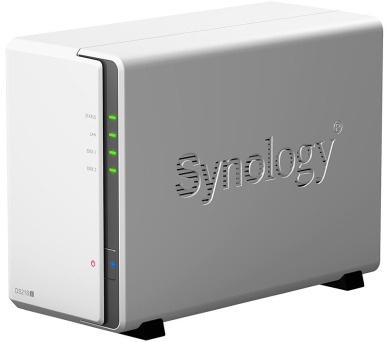 Synology DS218j 2x SATA 3,5""