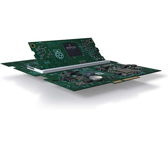 NEC - RPi3 CM + Interface Board + DOPRAVA ZDARMA