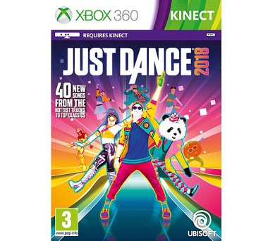 X360 - Just Dance 2018